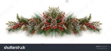 christmas garland clipartsgram com