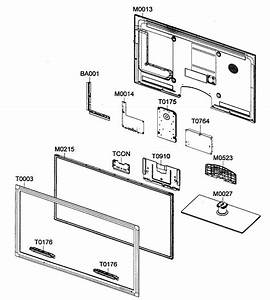 Samsung Led Tv Parts