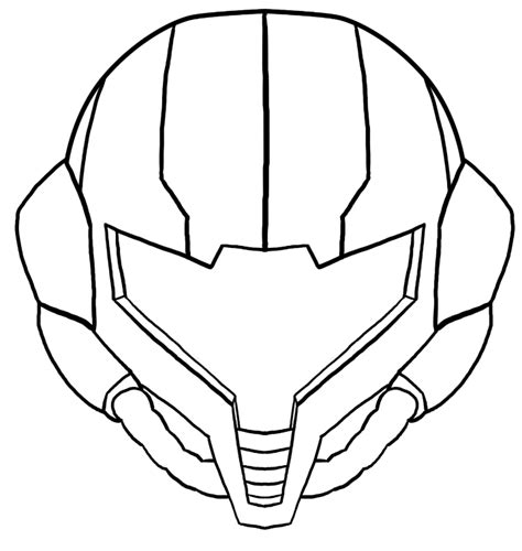 Samus Helmet Png Samus Helmet Png Transparent Free For