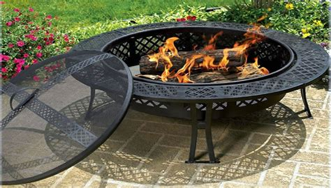 Keeping Your Gas Fire Pit Safe And Clean-hot Home Air