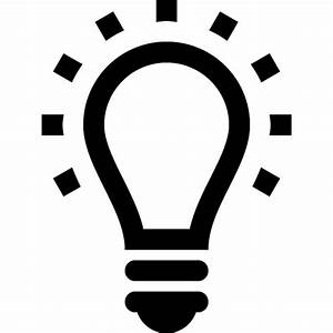 Lightbulb Icon   Clipart Panda - Free Clipart Images