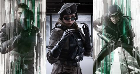 siege korian rainbow six siege white noise revealed year 3 announced