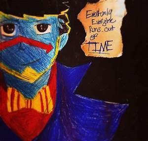 Tony The Talking Clock by Theinsanebeauty on DeviantArt