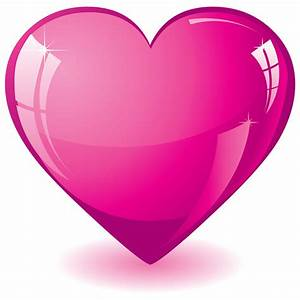 Pink Heart Emoticon | www.pixshark.com - Images Galleries ...