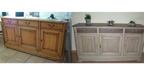 repeindre des meubles de cuisine en stratifié renover un meuble en chene avant relooking cuisine chane