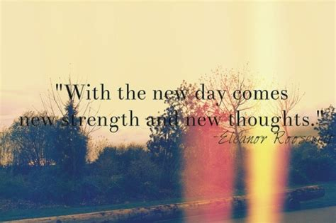 New Day Strength Quotes