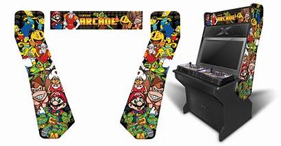 Arcade Graphics Cabinet Classics Submitted Customer Theme