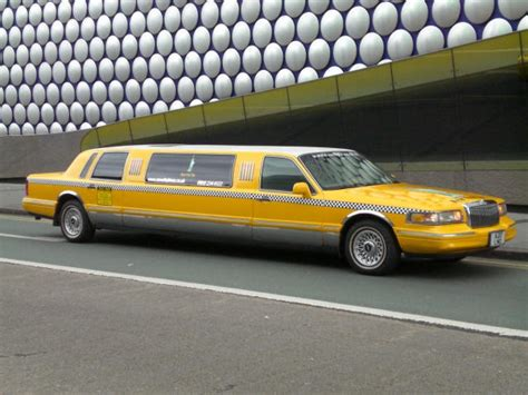 Limo Taxi by Birmingham Novelty Limos Engine Limo Army Limo