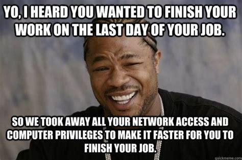 Finish Work Meme - leaving work on friday meme funny pictures and images