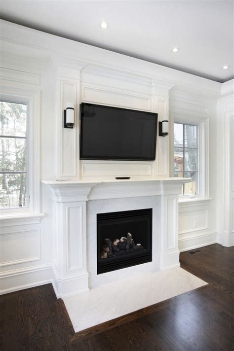 fireplace designs with tv above 49 exuberant pictures of tv s mounted above gorgeous 8935