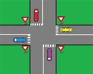 Intersection Code De La Route : moduler la circulation dans un sens giratoire ~ Medecine-chirurgie-esthetiques.com Avis de Voitures