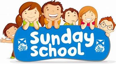 Sunday Church Graphic Background Children Childrens Portree