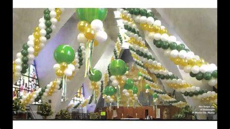 Decoration Ideas: Balloon Decor Ideas