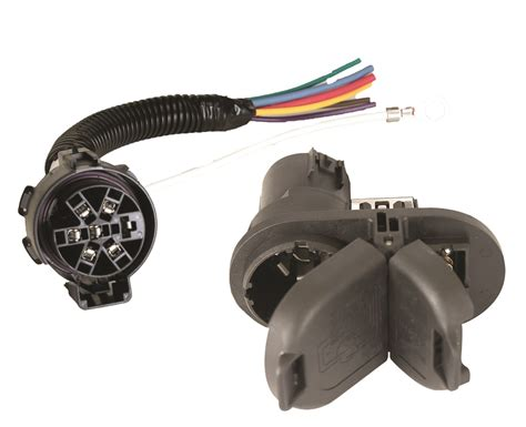 hopkins towing solution 11141144 vehicle to trailer wiring harness pre wired harness for