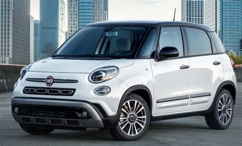 2019 Fiat 500l by What S New For 2019 Chrysler Dodge And Fiat The