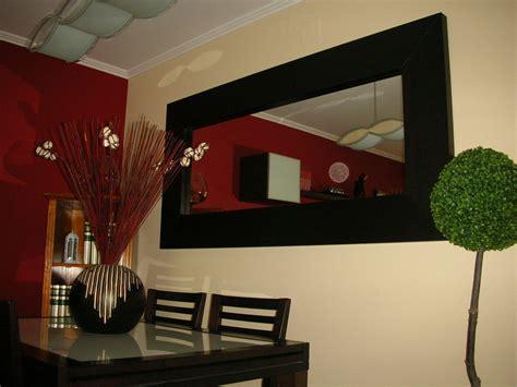 espejo comedor decorar con espejos decoracion de decoracion