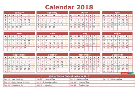 month calendar holidays printable templates