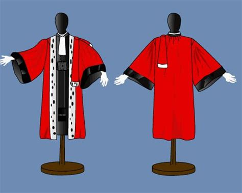 robe de chambre 9 best images about costumes judiciaires on