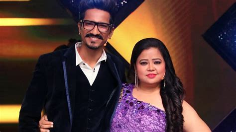 Bharti Singh Arrested By NCB For Consumption of Drugs ...