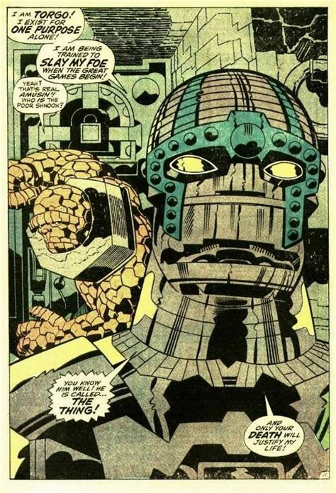 Images About Jack Kirby Pinterest