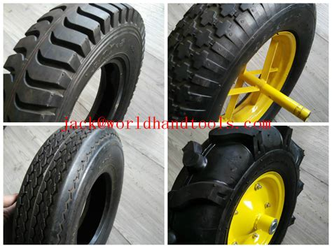 Agriculture Use And Wheel Rim Type Tractor Tire 4.80/4.00
