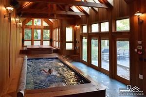 Indoor Original Endless Pool® craftsman-pool
