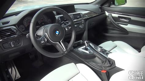 bmw  convertible interior  displays youtube