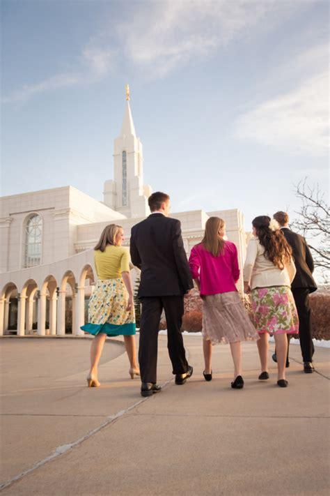 family   bountiful utah temple