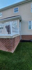 Concrete, Porch, Update