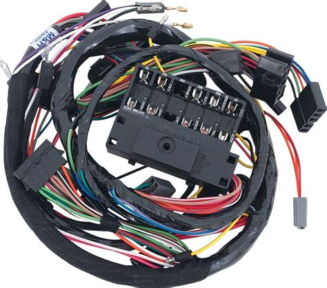 Satellite Wire Harnes by 1967 All Makes All Models Parts Mb2439 1967 Plymouth B