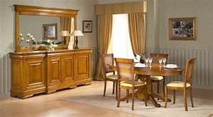 chambre bois massif mobilier de chambre coucher en bois With meuble de salle a manger avec lit en bois