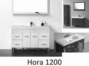 Meubles lave mains robinetteries meuble sdb meuble de for Meuble salle de bain sur pied 120 cm