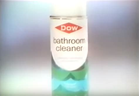 Dow Bathroom Cleaner Commercial by Television Commercials In Piramca Fiction Wiki