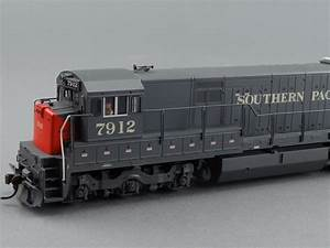 Ho Scale Atlas 7344 Sp Southern Pacific U30c Phase 2
