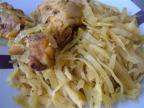 cuisiner du blanc de poulet etouffé de poulet au chou blanc protéines gourmandes