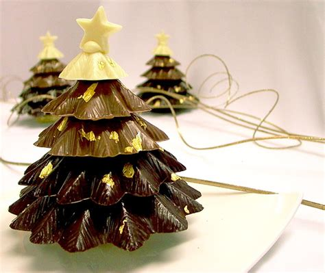 chocolate christmas trees flickr photo sharing