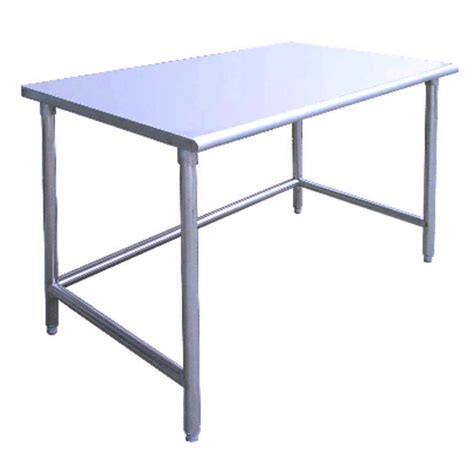 stainless steel food prep table new commercial kitchen 72 quot x 30 quot stainless steel work