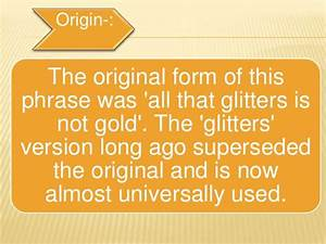 essay ending with all that glitters is not gold primary homework help mary rose homework help yahoo answers