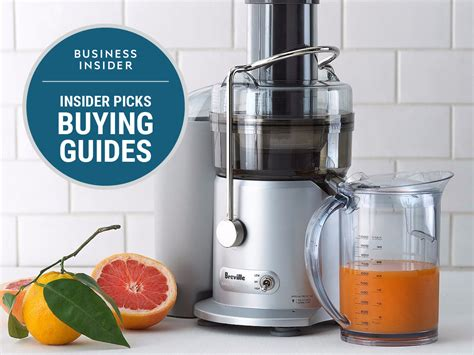 juicer juicers kitchen market insider business juice masticating breville
