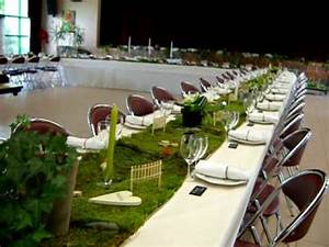 mariage christophe delphine deco table theme nature et With deco de table campagnarde