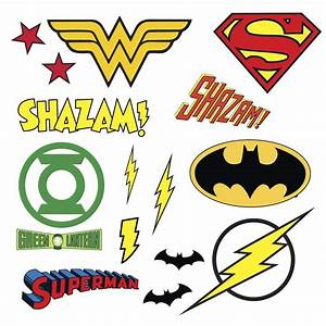 Superhero Logos Dc