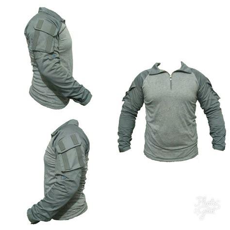 Kaos Tactical Bdu Baju Tactical jual combat shirt abu baju kaos tactical bdu di