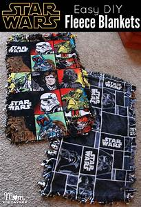 Star Wars Diy : easy diy star wars fleece blankets ~ Orissabook.com Haus und Dekorationen