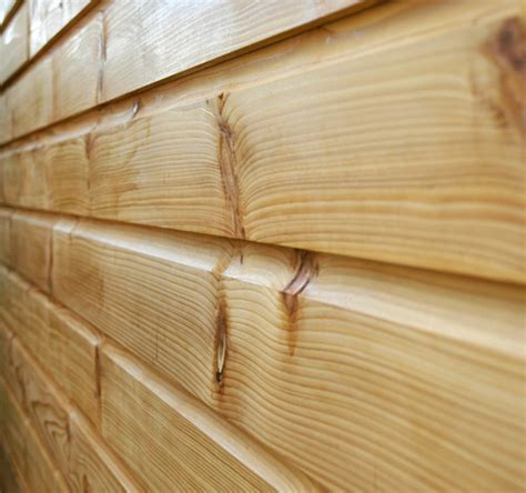 Softwood Shiplap Cladding by Shiplap Vastern
