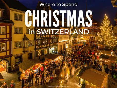 christmas  switzerland