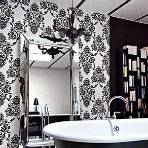 Papiers peints style anglais à Saint Paul Devis plomberie pour maison neuve Papier peint chambre