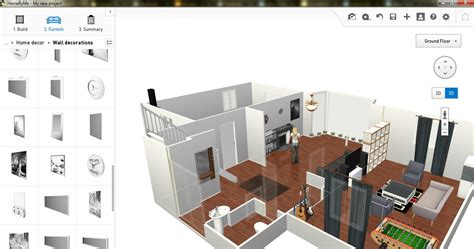 home design free software free floor plan software homebyme review