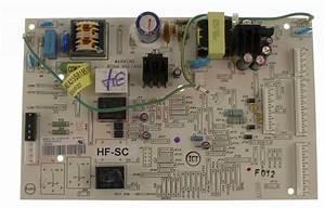 Wr01f04178   Ge Refrigerator Main Control Board