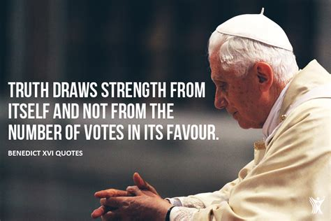 great quotes  benedict xvi diocese  westminster