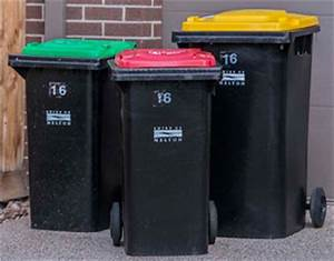 Kerbside, Bins, And, Collections